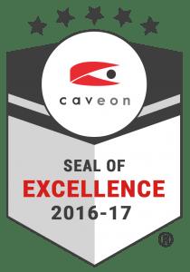 Caveon Seal of Excellence Program - 2016-17