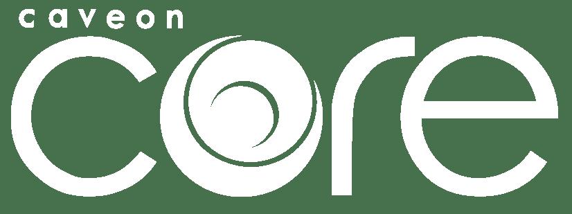 Caveon Core Logo White