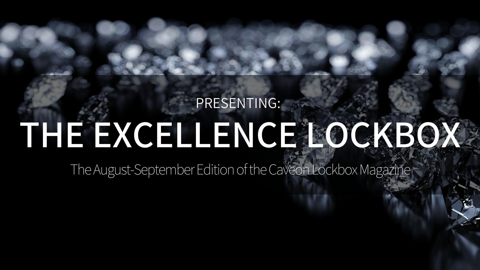 The Caveon Lockbox - Excellence Edition