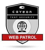 Caveon Web Patrol | Caveon Test Security