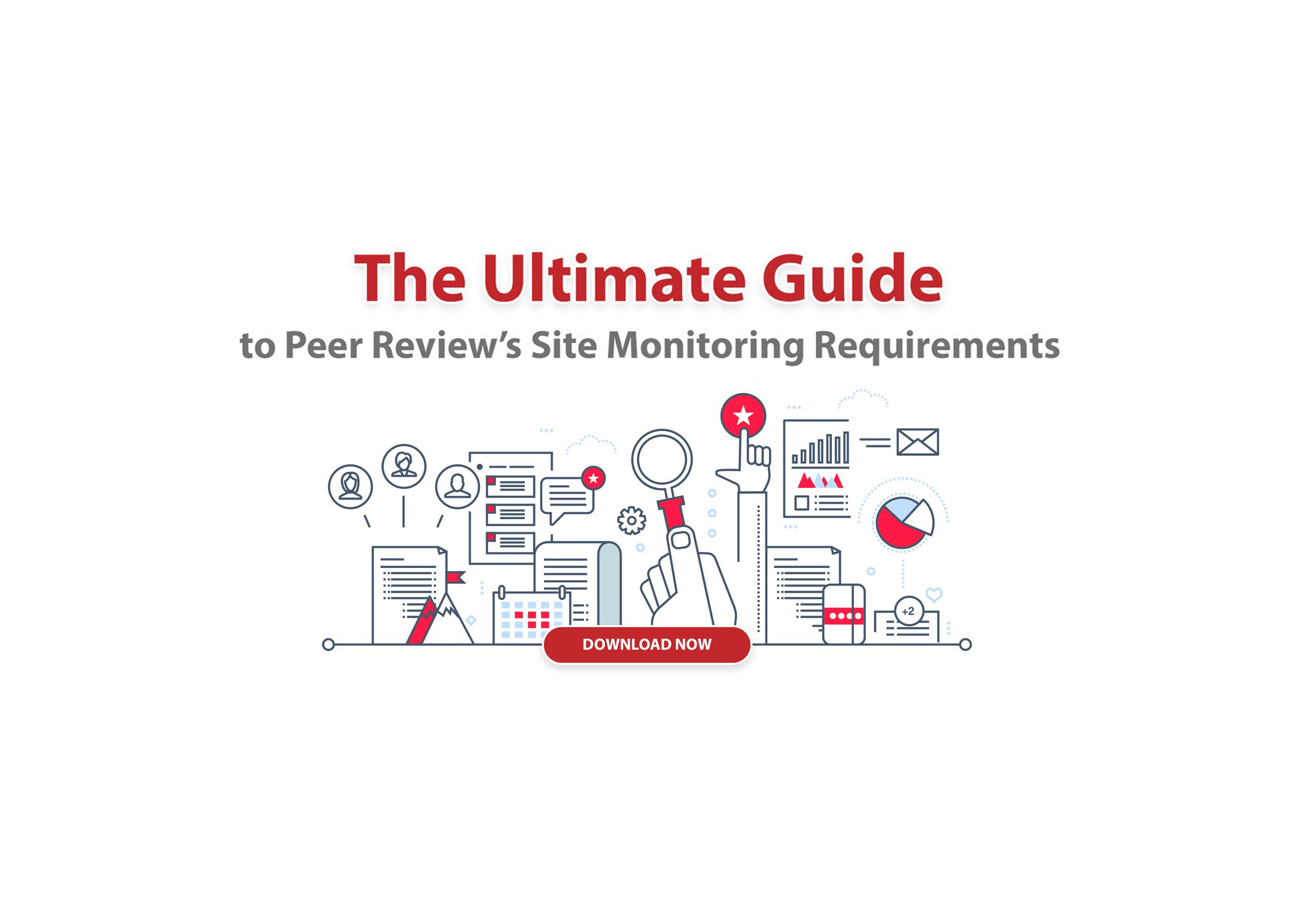 The Ultimate Guide to Peer Review's Site Monitoring Requirements - Download Now | Caveon Test Security