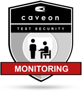 Online Test Monitoring Services   Caveon Test Security