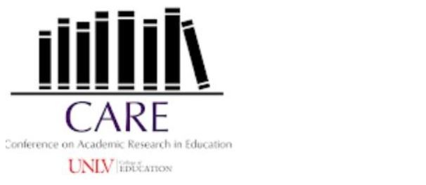 CARE: Conference on Academic Research in Education