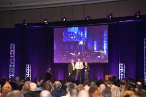 David Foster Receives Test Industry Award