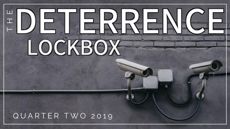 The Deterrence Lockbox - Spring 2019